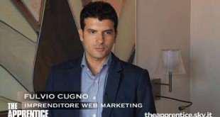 Intervista a Fulvio Cugno, concorrente di The Apprentice 2.