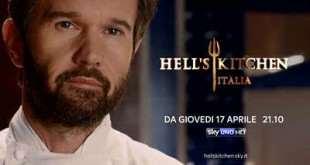 Carlo Cracco, diavolo in cucina di Hell's Kitchen