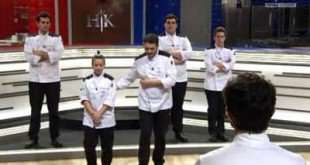 Hell's Kitchen, la finale