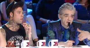 X Factor 8, Morgan e Fedez litigano ancor prima di andare in onda