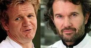 Cracco vs Ramsay: chi vince la sfida di Hell's Kitchen?