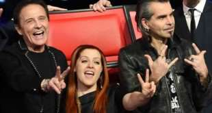 Cheval resta a The Voice of Italy novità