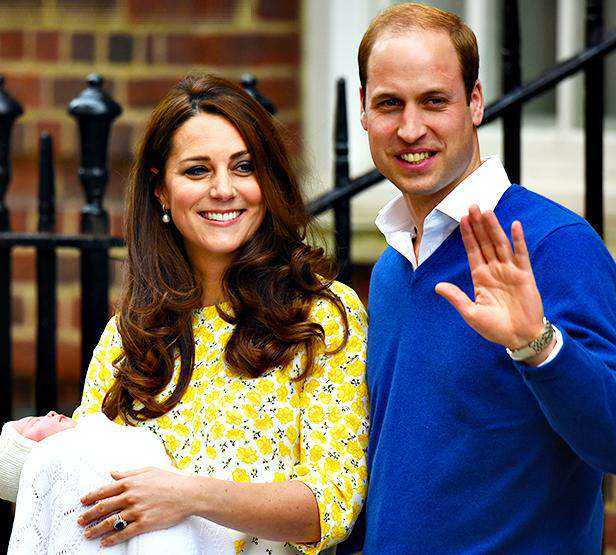 Royal Baby, William E Kate Nasce La Piccola Royal Baby 2. Foto