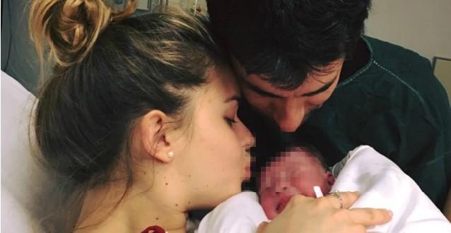 Kledi Kadiu è divenato papà per la prima volta, è nata Léa