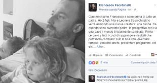 Francesco facchinetti in politica