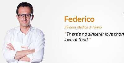 Federico sarà il terzo Masterchef Italiano?