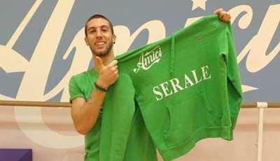 Lorenzo, concorrente della squadra bianca di Amici 13