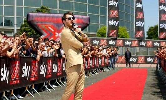 I casting di X Factor hanno inizio da Roma