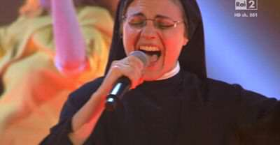 Flop per Suor Cristina?