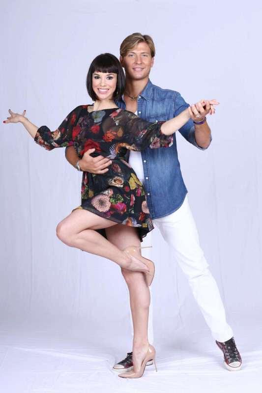 Valerio Aspromonte e Ekaterina Vaganova, la coppia di Ballando con le stelle 10