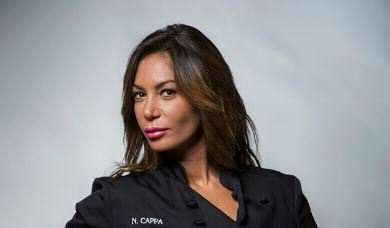 Nicole Cappa, coach dei Neri nella seconda edizione di The Chef