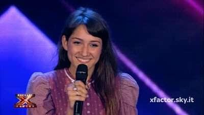 Intervista a Camilla Magli, concorrente di X Factor 8