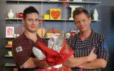 Andrea e Maurizio, ex Masterchef, protagonisti di Colpo di cucina