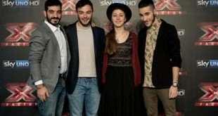Intervista esclusiva ai tre finalisti di X Factor 8