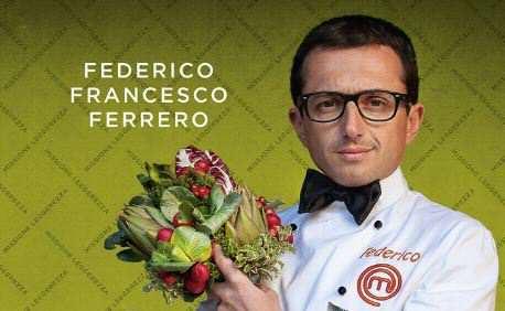 Intervista a Federico Ferrero, terzo Masterchef d'Italia