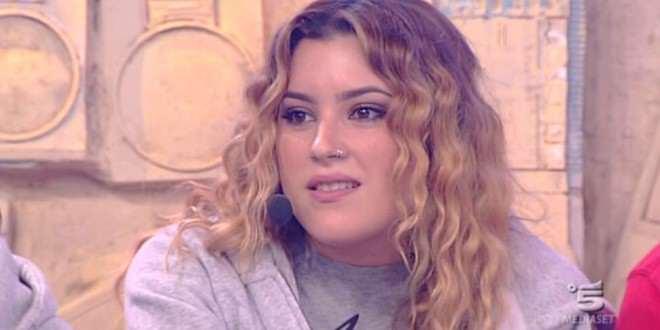 Paola, concorrente di Amici 14