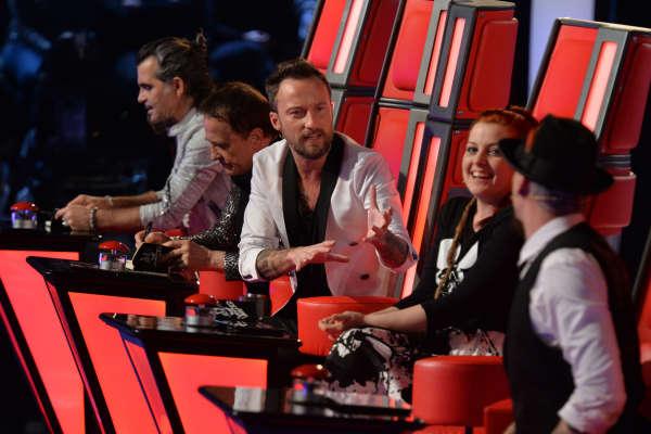 The Voice Of Italy: in semifinale Thomas Cheval e Fabio Curto novità