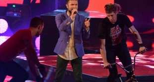 """The Voice Of Italy: Facchinetti: """"Curto un artista vero"""" novità"""