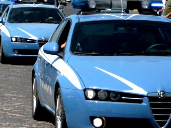 polizia-incidente-roma-27 maggio