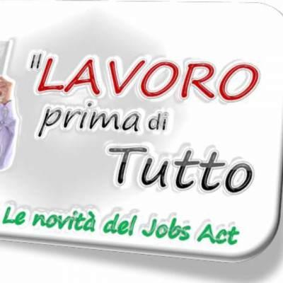 novità jobs act