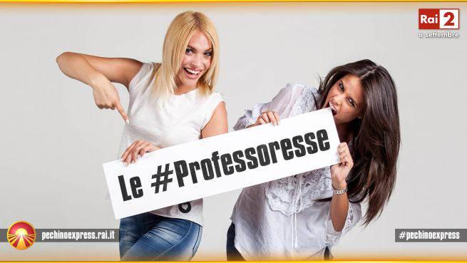 pechino express 4_professoresse