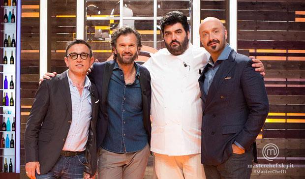 Inizio Masterchef 5 Italia: seguilo su Sky Uno