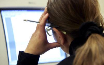 Aria viziata in ufficio addormenta il cervello e causa stanchezza