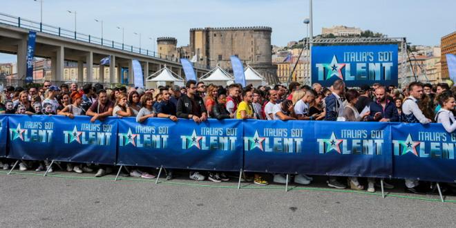 Casting Italia Got Talent 2016