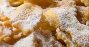 Anna Moroni oggi 9 febbraio 2016 a La Prova del Cuoco, ricetta Frappe
